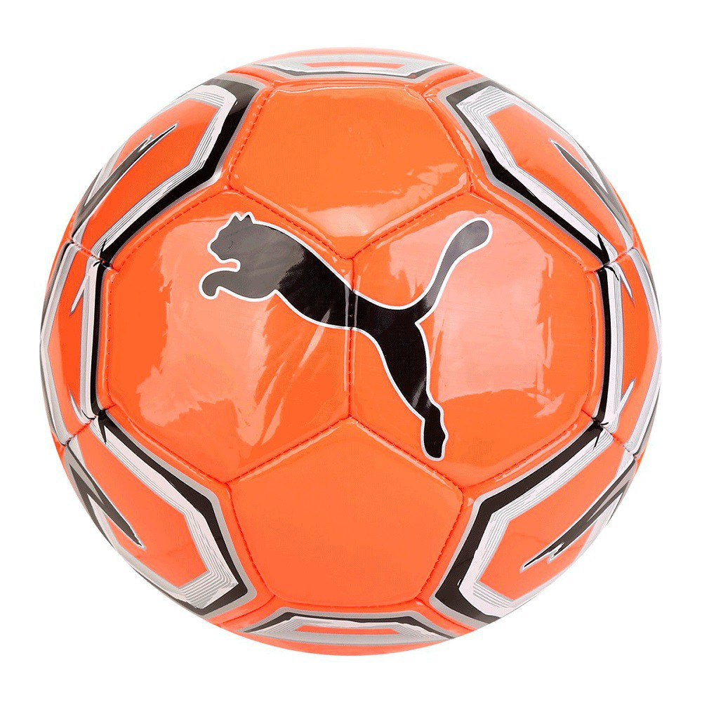 Bola Puma Futsal 1 Trainer MS Laranja Branco