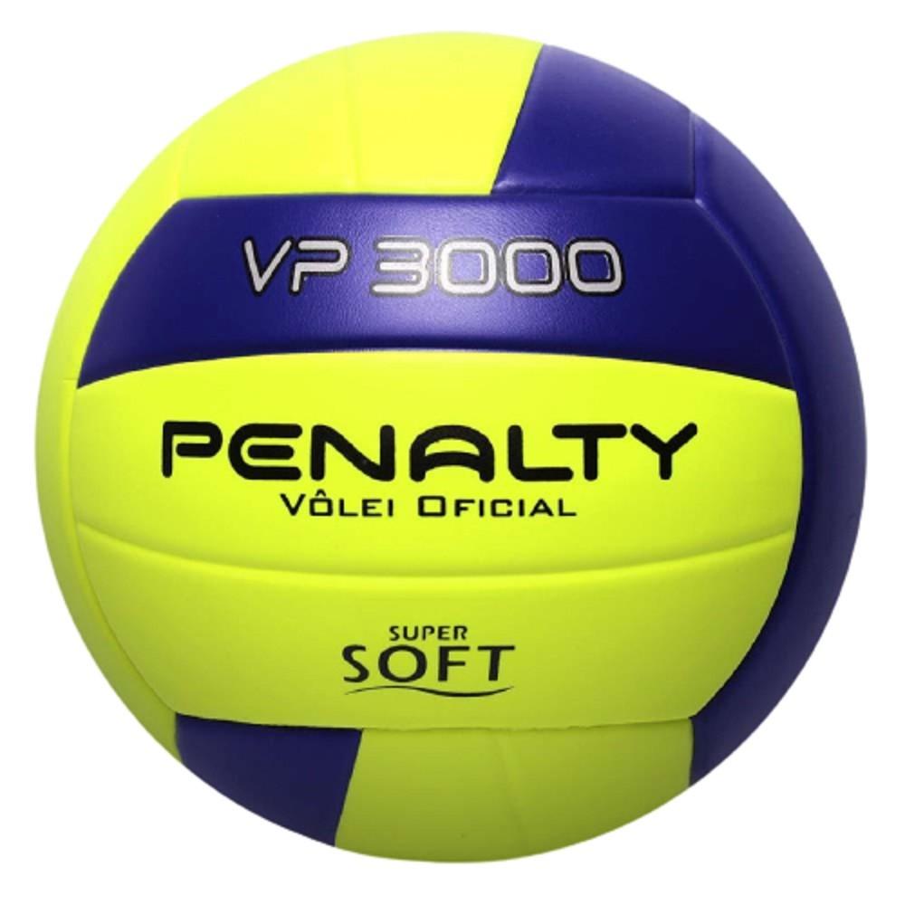 Bola Vôlei Penalty VP 3000 X Verde Azul