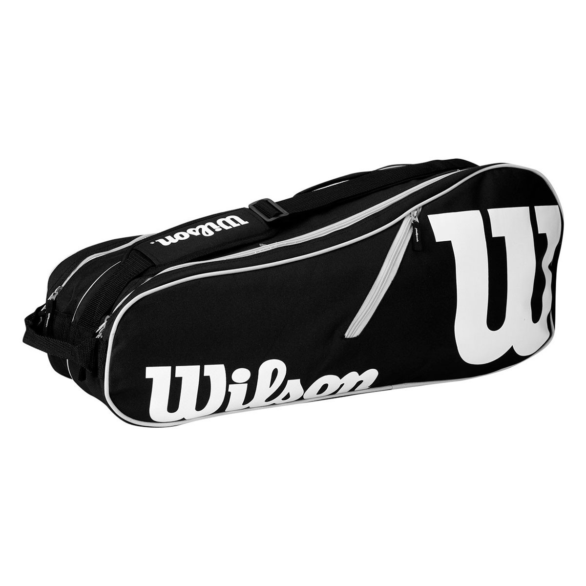 Bolsa Esportiva Wilson Advantage II 6 Pack Preto