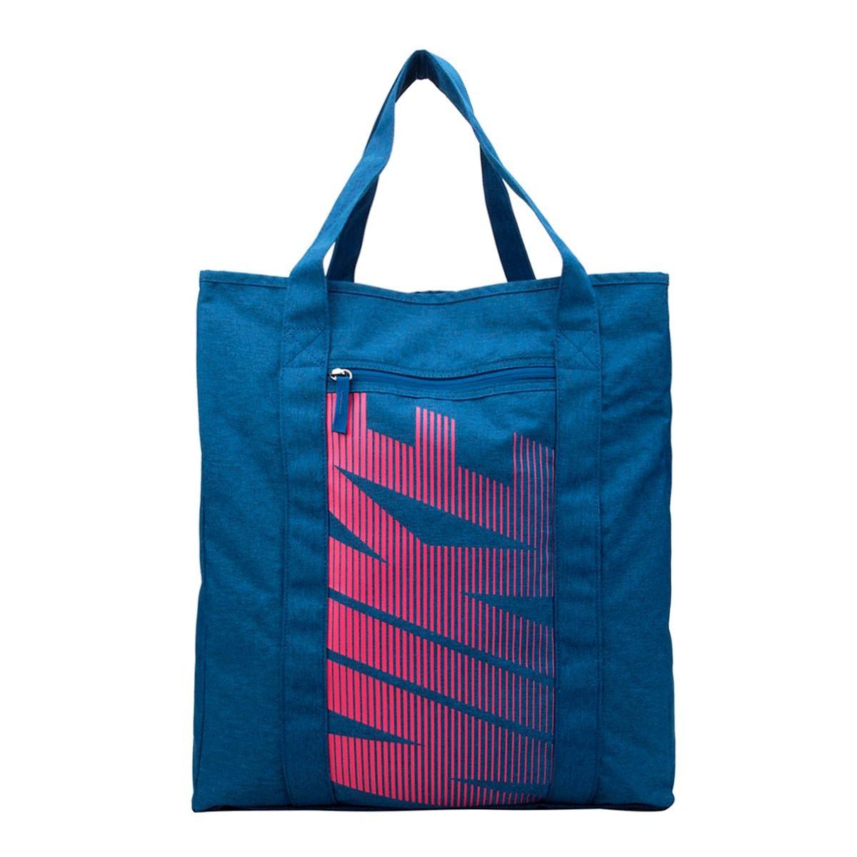 Bolsa Nike Gym Tote Feminina Azul