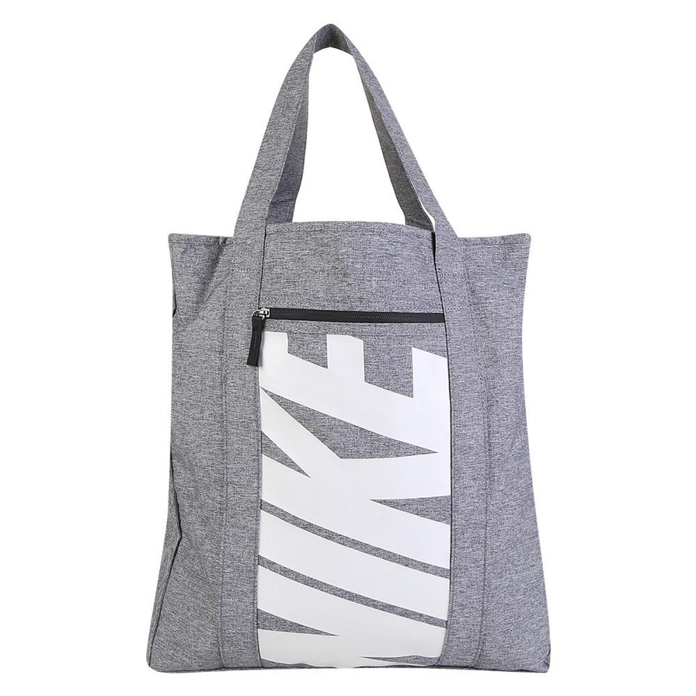 Bolsa Nike Gym Tote Feminina - Cinza