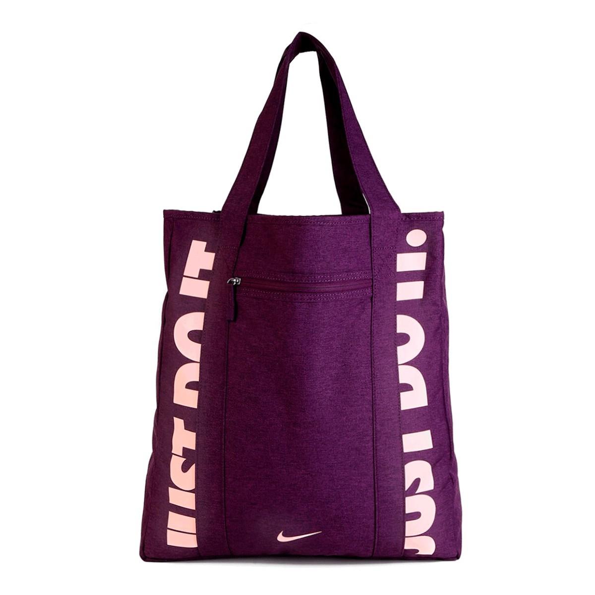 Bolsa Nike Gym Tote Feminino Roxo