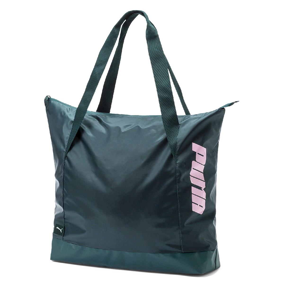 Bolsa Puma Active Training Large Shopper - Verde - Feminina