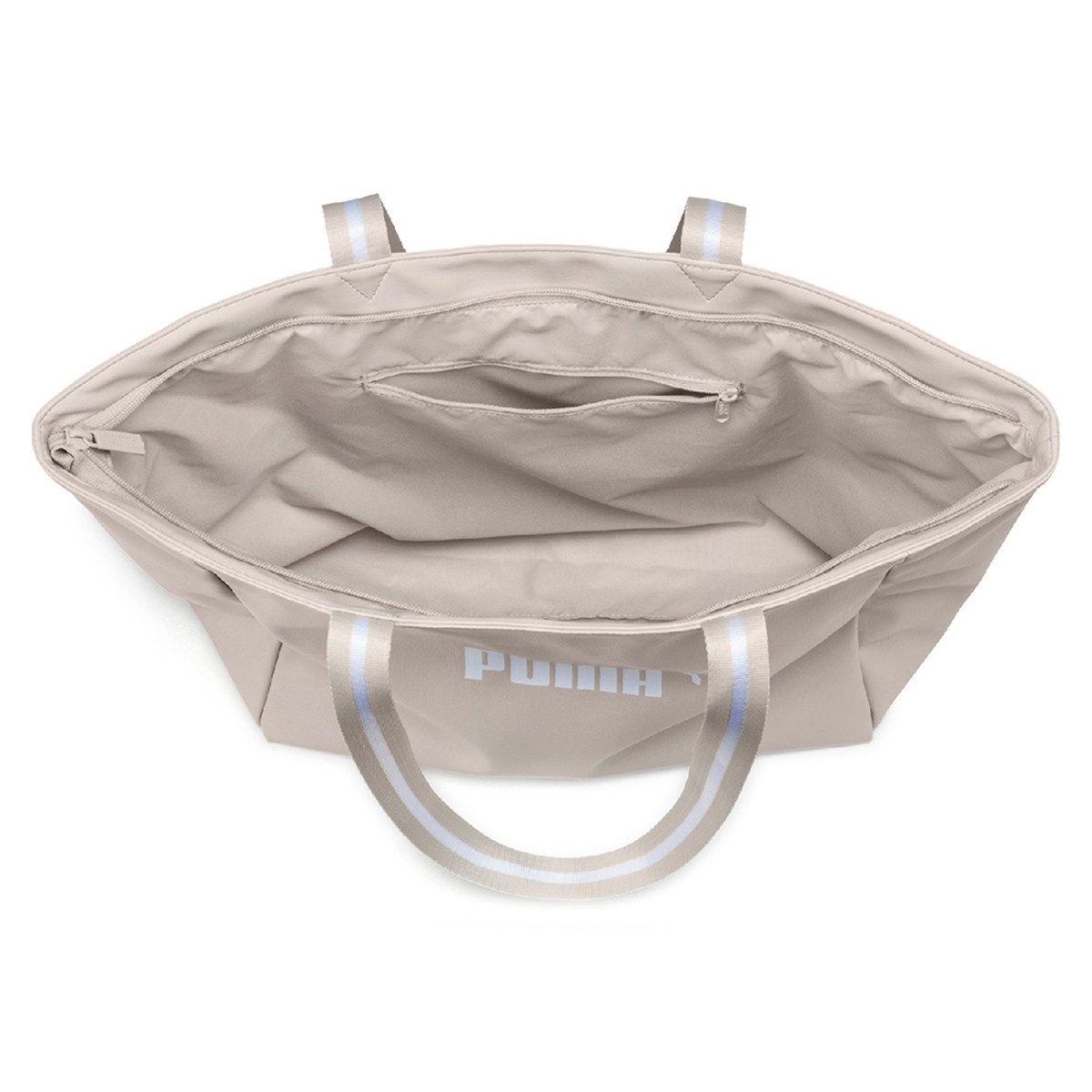 Bolsa Puma WMN Core Up Large Shopper - Bege - Feminina