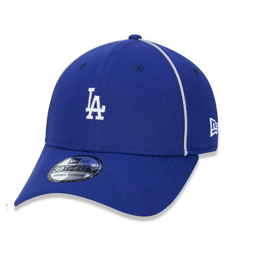 Boné 3930 Los Angeles Dodgers Mlb Azul New Era