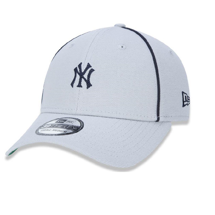Boné 39Thirty MLB New York Yankees Underground Dance Scene Branco New Era