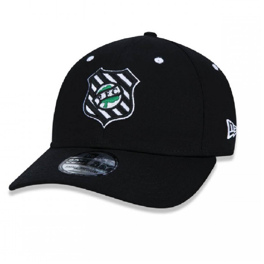 Boné Figueirense 39Thirty Preto Verde New Era