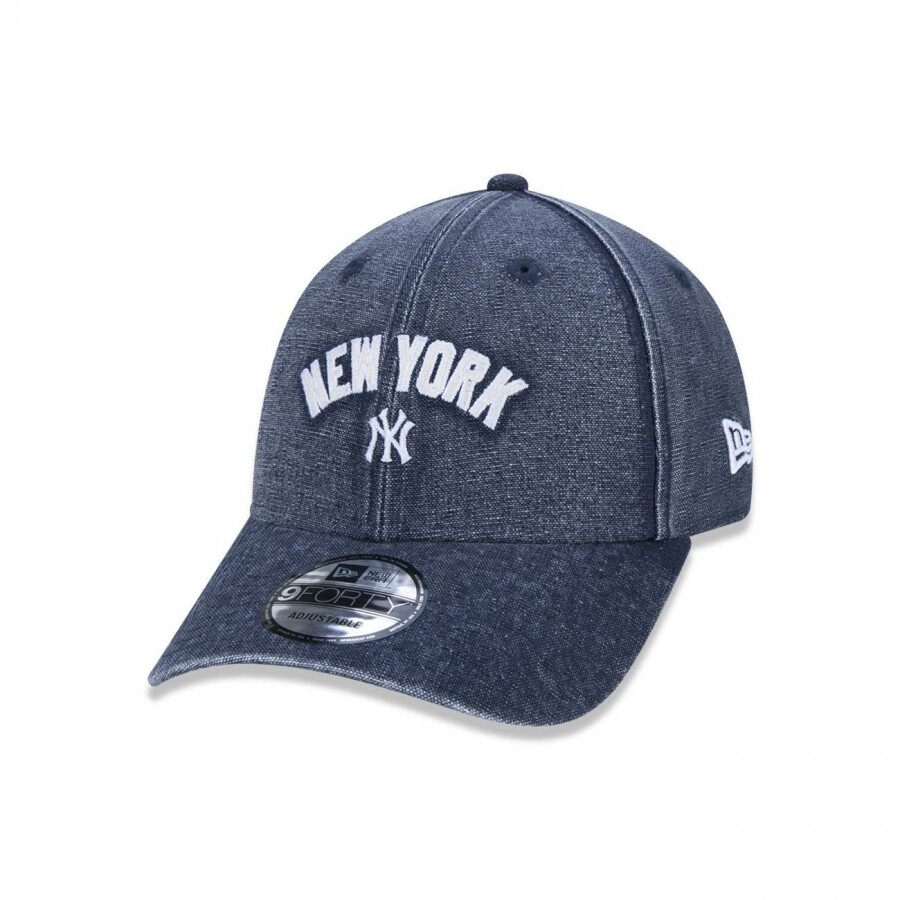 Boné MLB New York Yankees Essentials Colors Marinho New Era