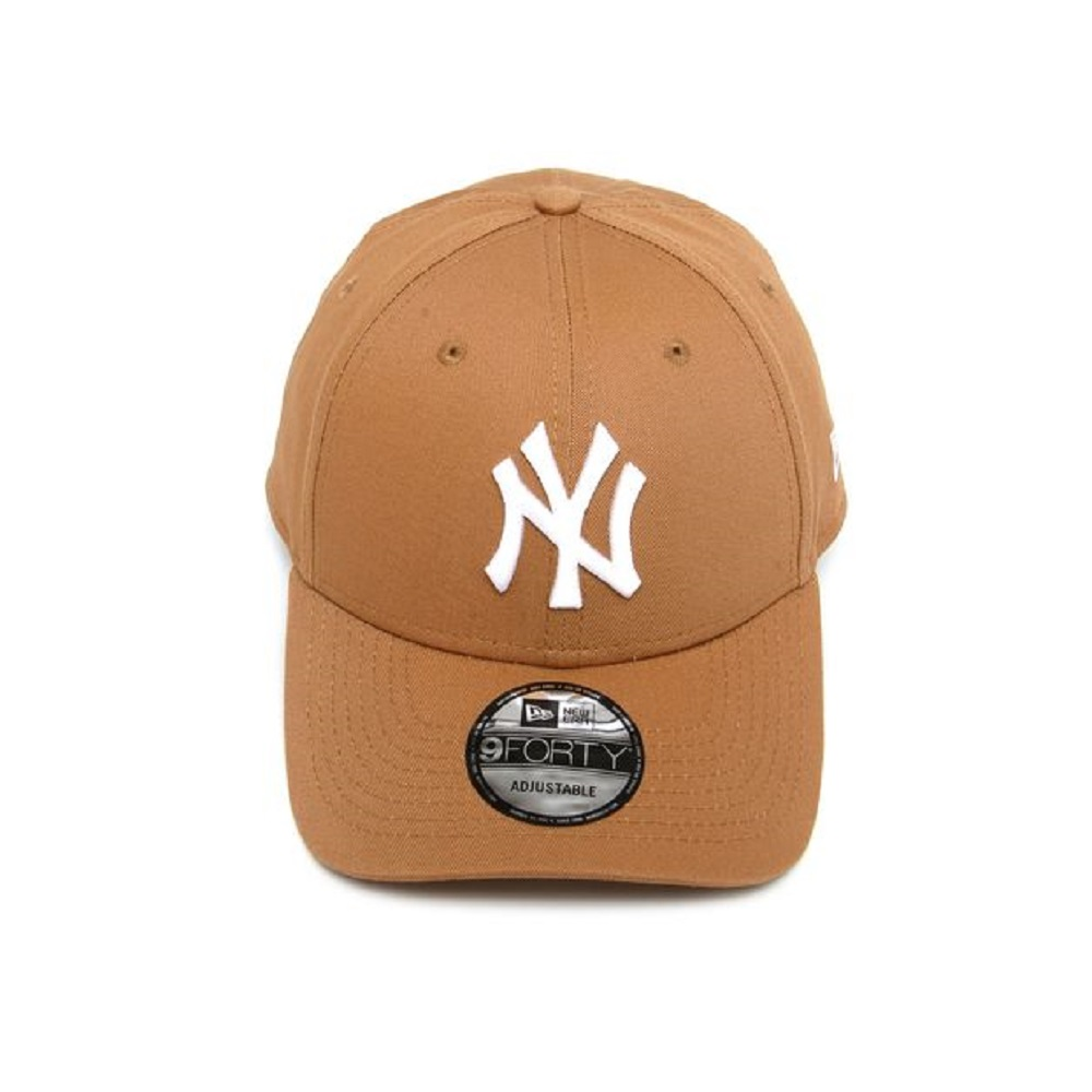 Boné New Era 9FORTY MLB New York Yankees Bege