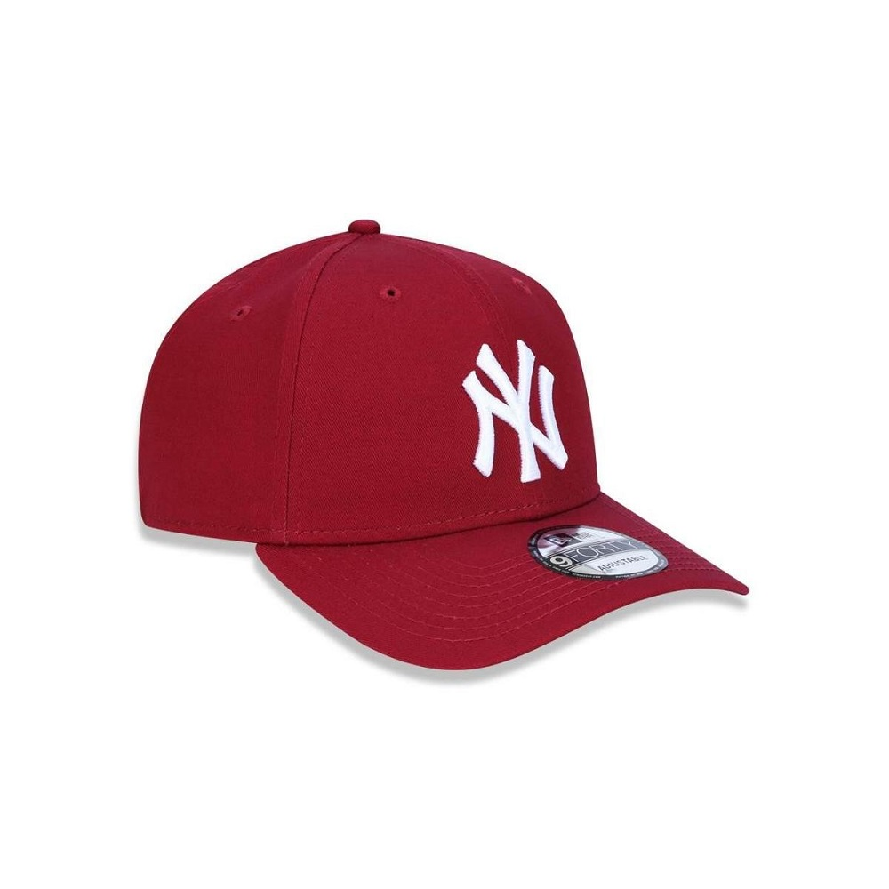 Boné New Era 9FORTY MLB New York Yankees Vinho