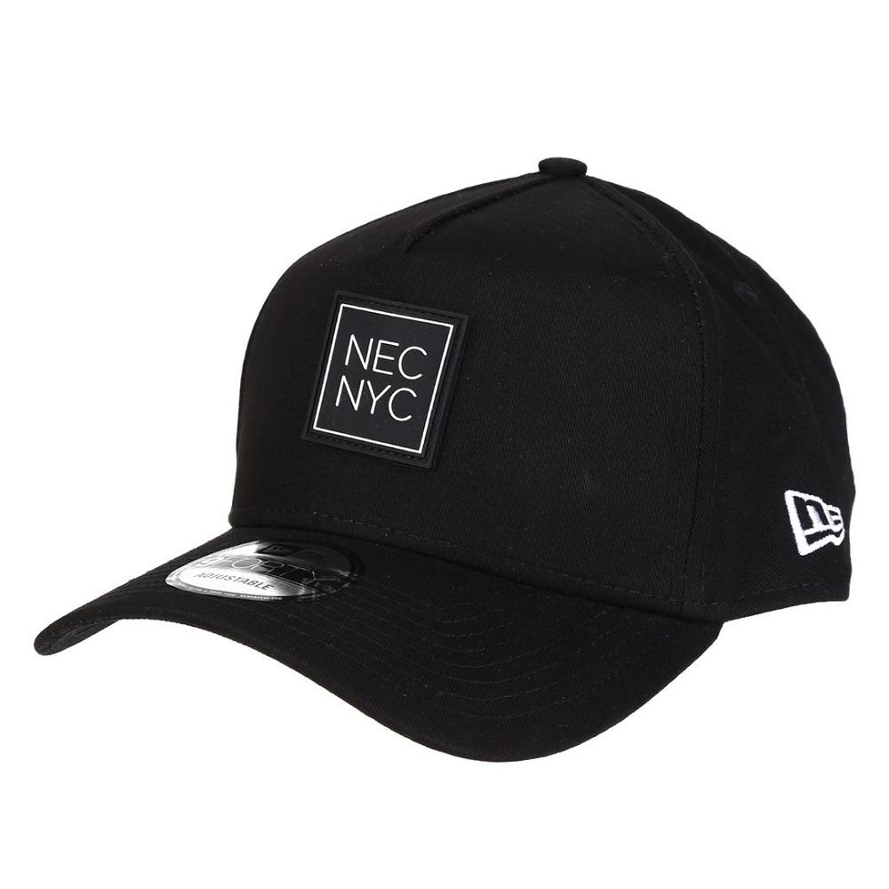 Boné New Era Aba Curva 940 Veranito NYC Preto