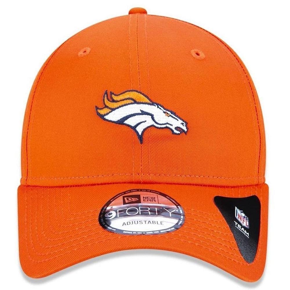 Boné New Era Denver Broncos Sport Special Laranja