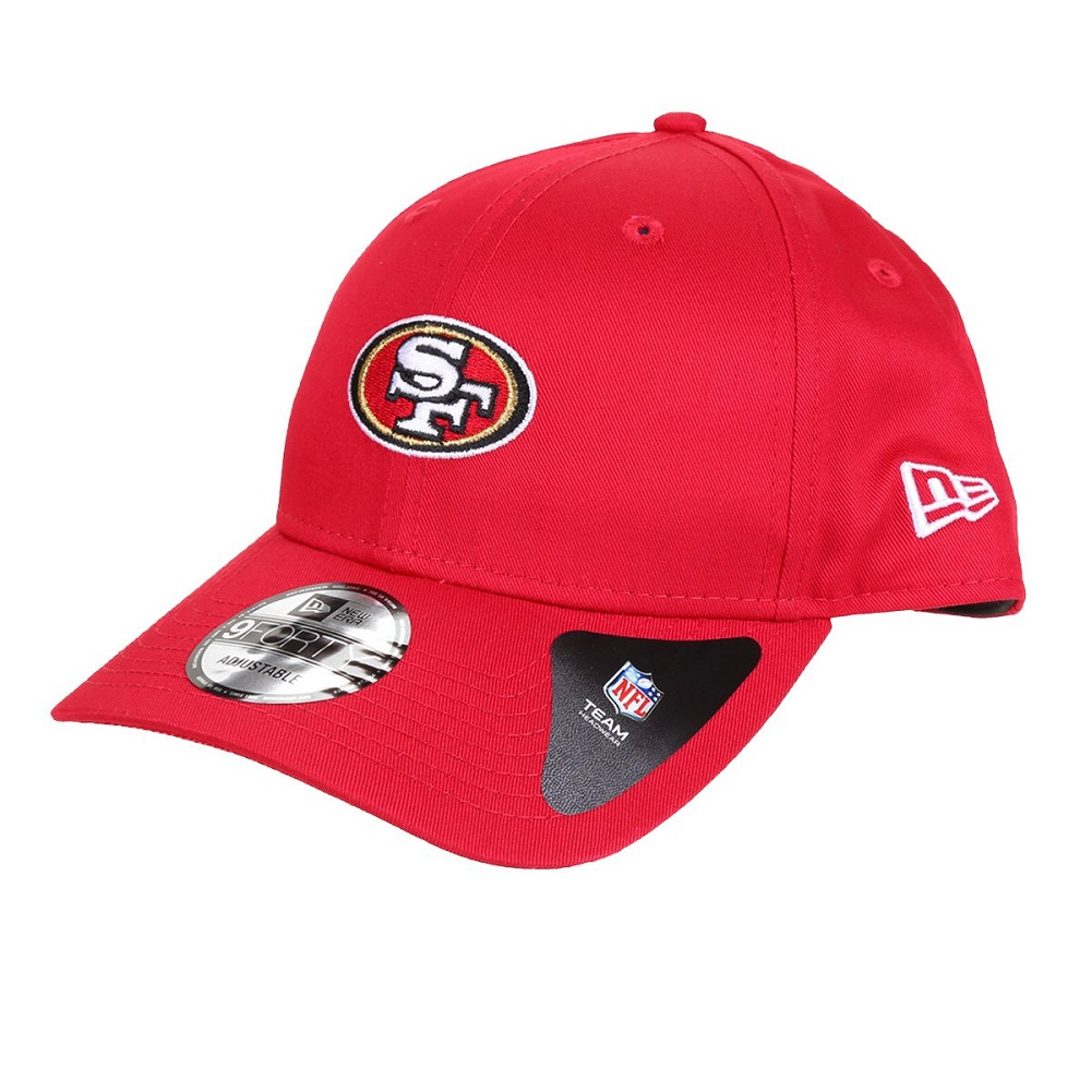 Boné New Era NFL San Francisco 49Ers Snapback Vermelho
