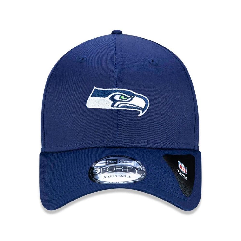 Boné New Era Seattle Seahawks 940 Sport Special Marinho