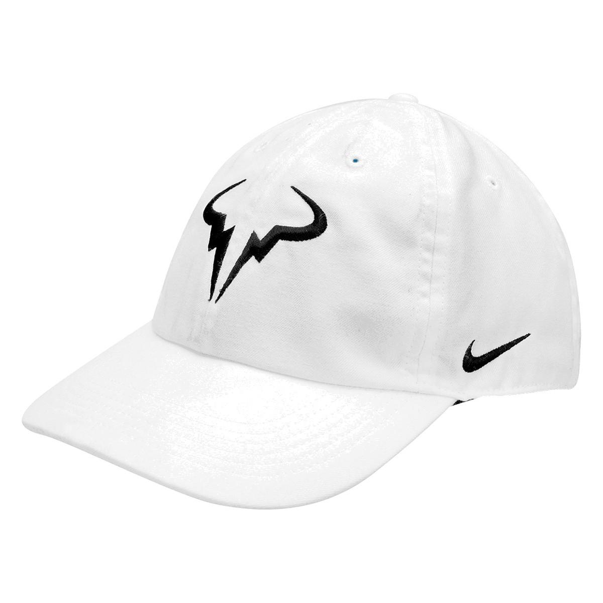 Boné Nike Rafael Nadal Aerobill Branco