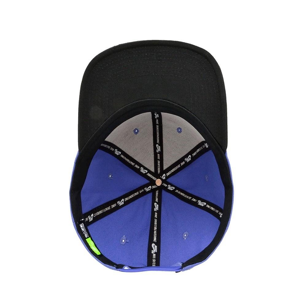 Boné Nike SB Icon Pro Azul Preto