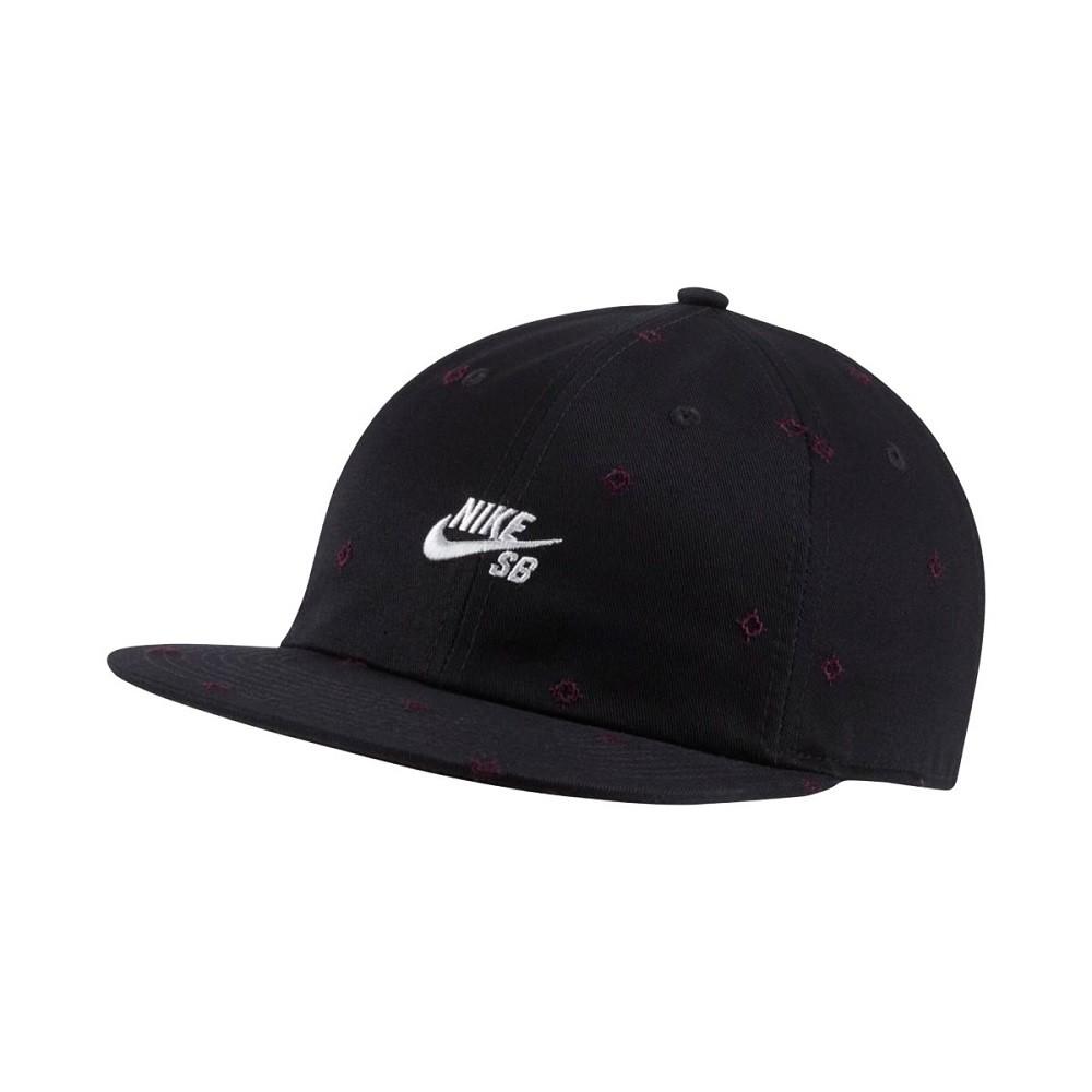 Boné Nike SB Unstruc Preto