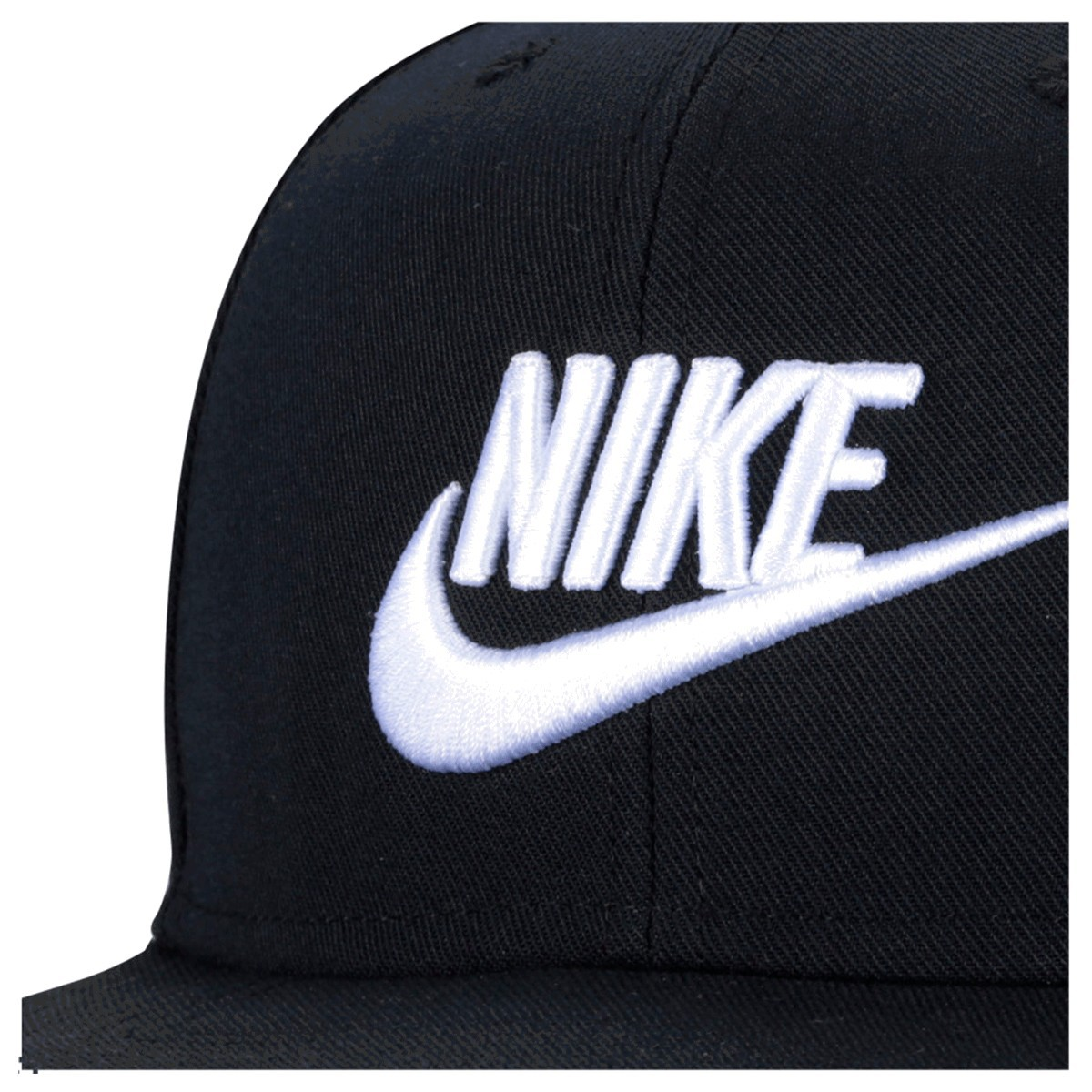 Boné Nike Sportswear Pro Aba Reta Preto