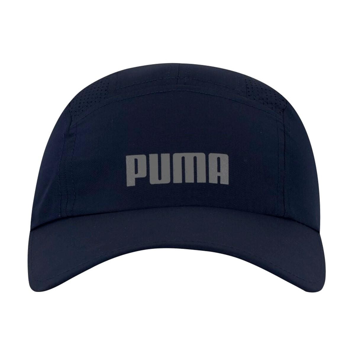 Boné Puma Aba Curva Cap Azul Marinho