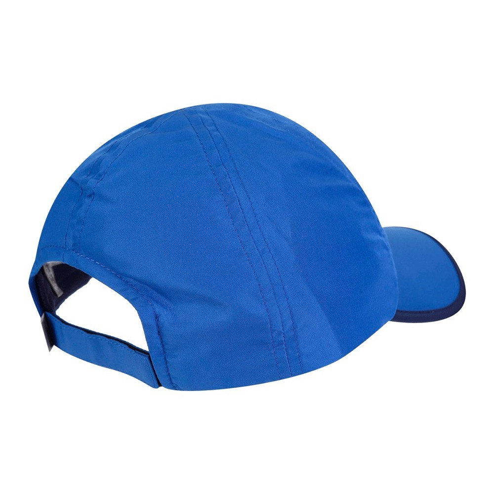 Boné Puma Aba Curva Ess Running Azul