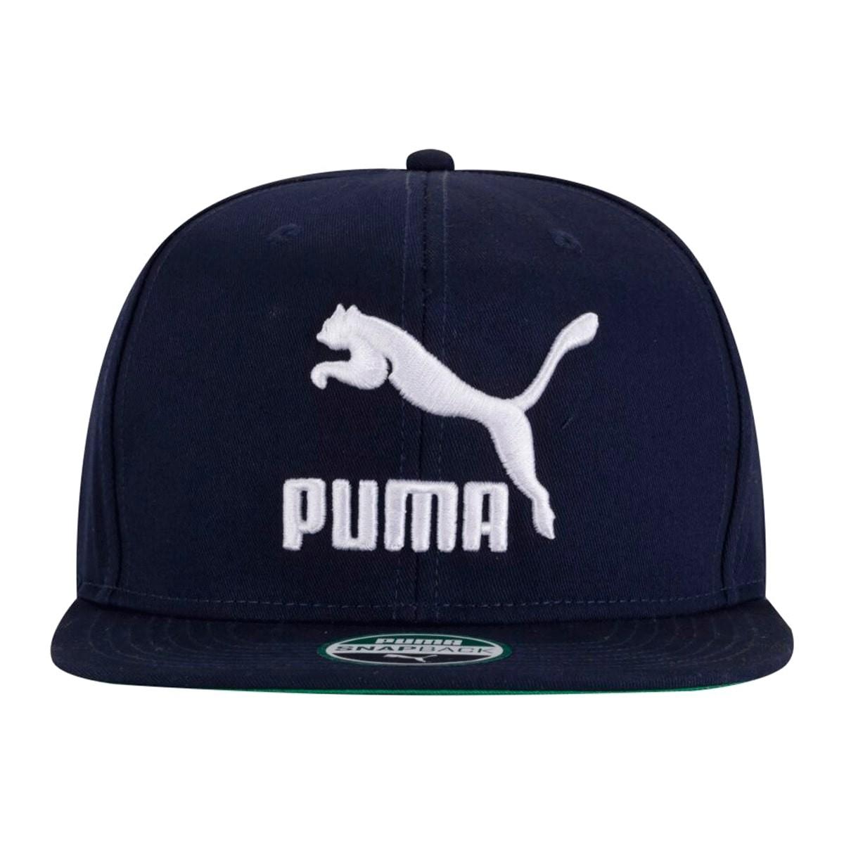 Boné Puma Aba Reta LS Colour Block Azul