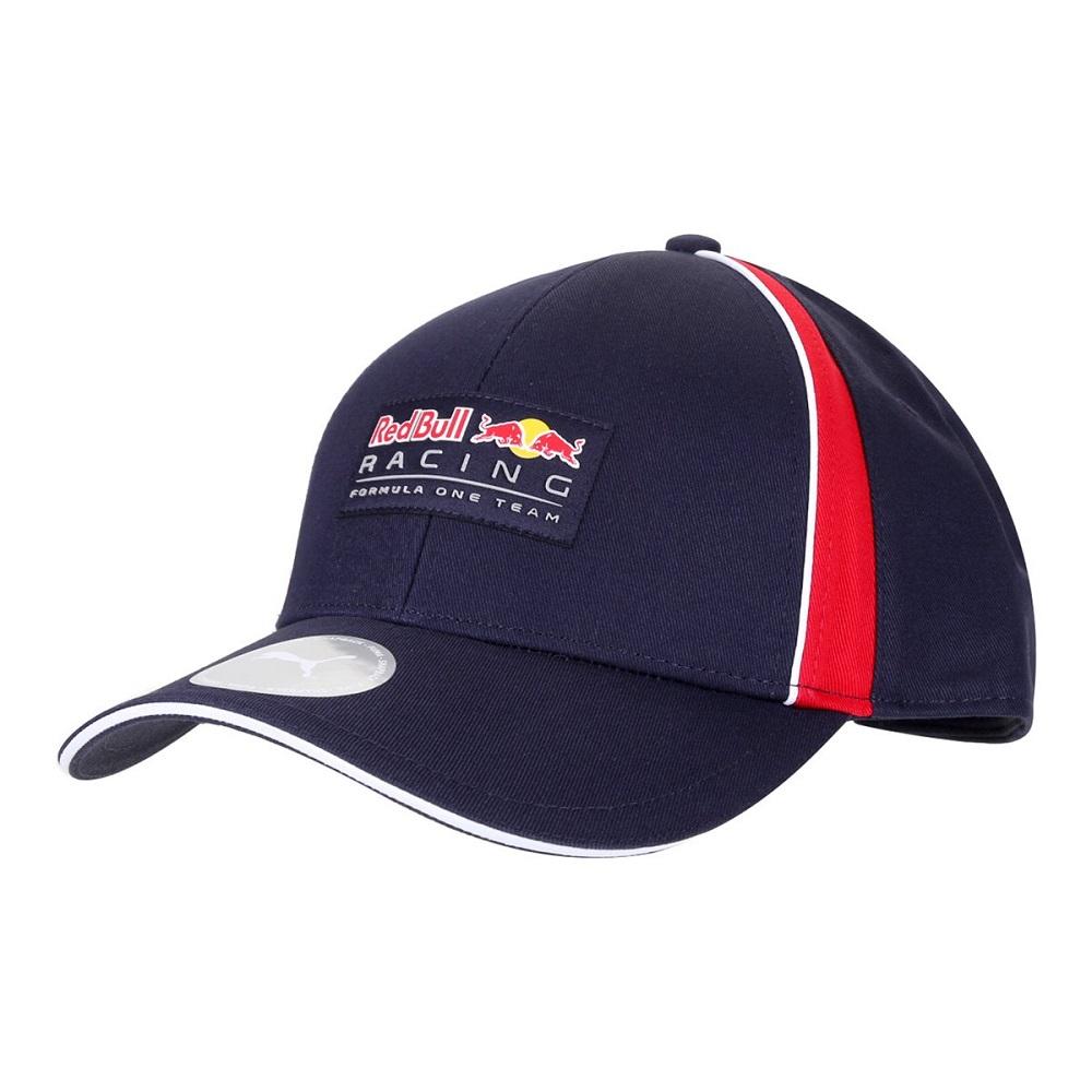 Boné Puma Red Bull Racing Aba Curva Marinho