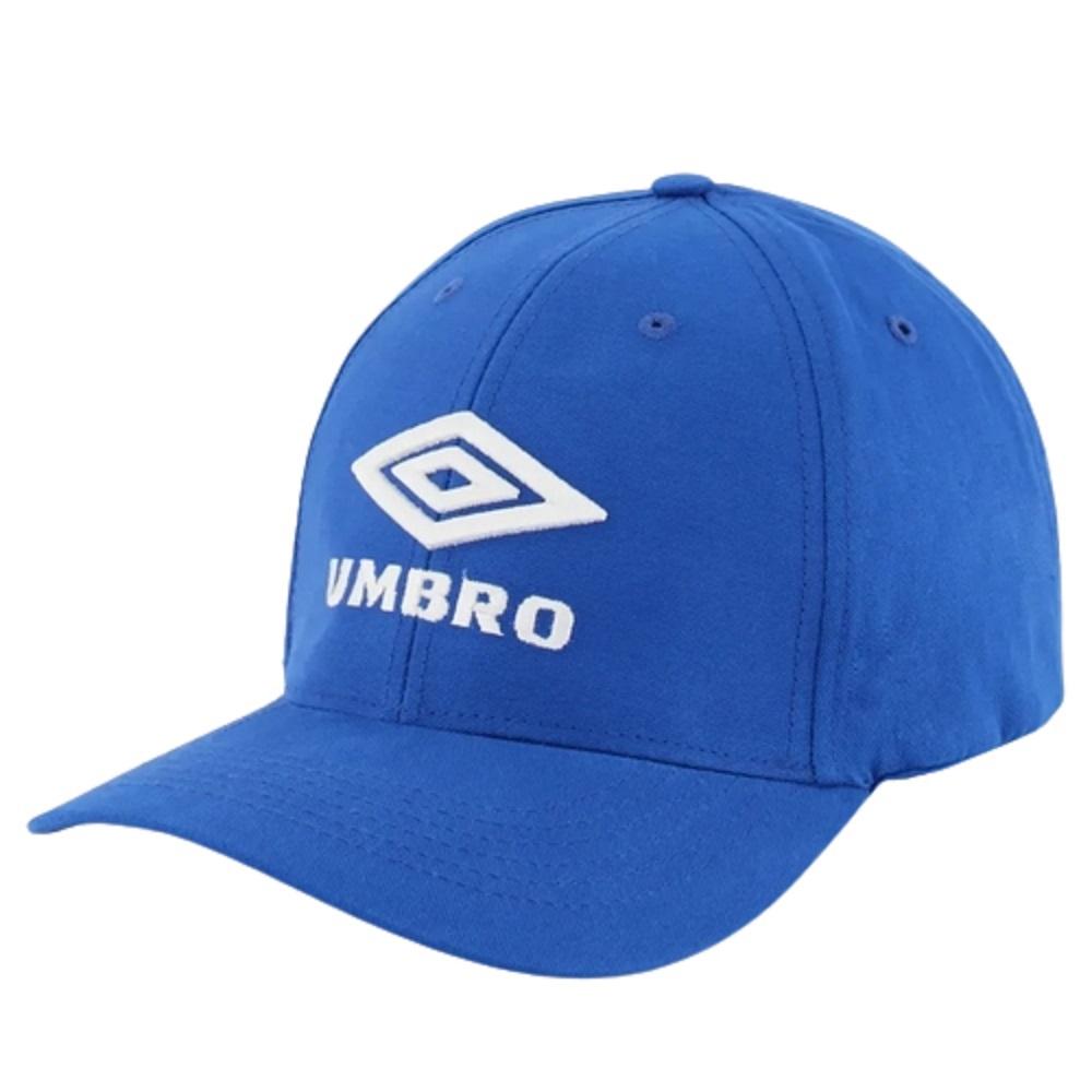 Boné Umbro Classic Logo Azul
