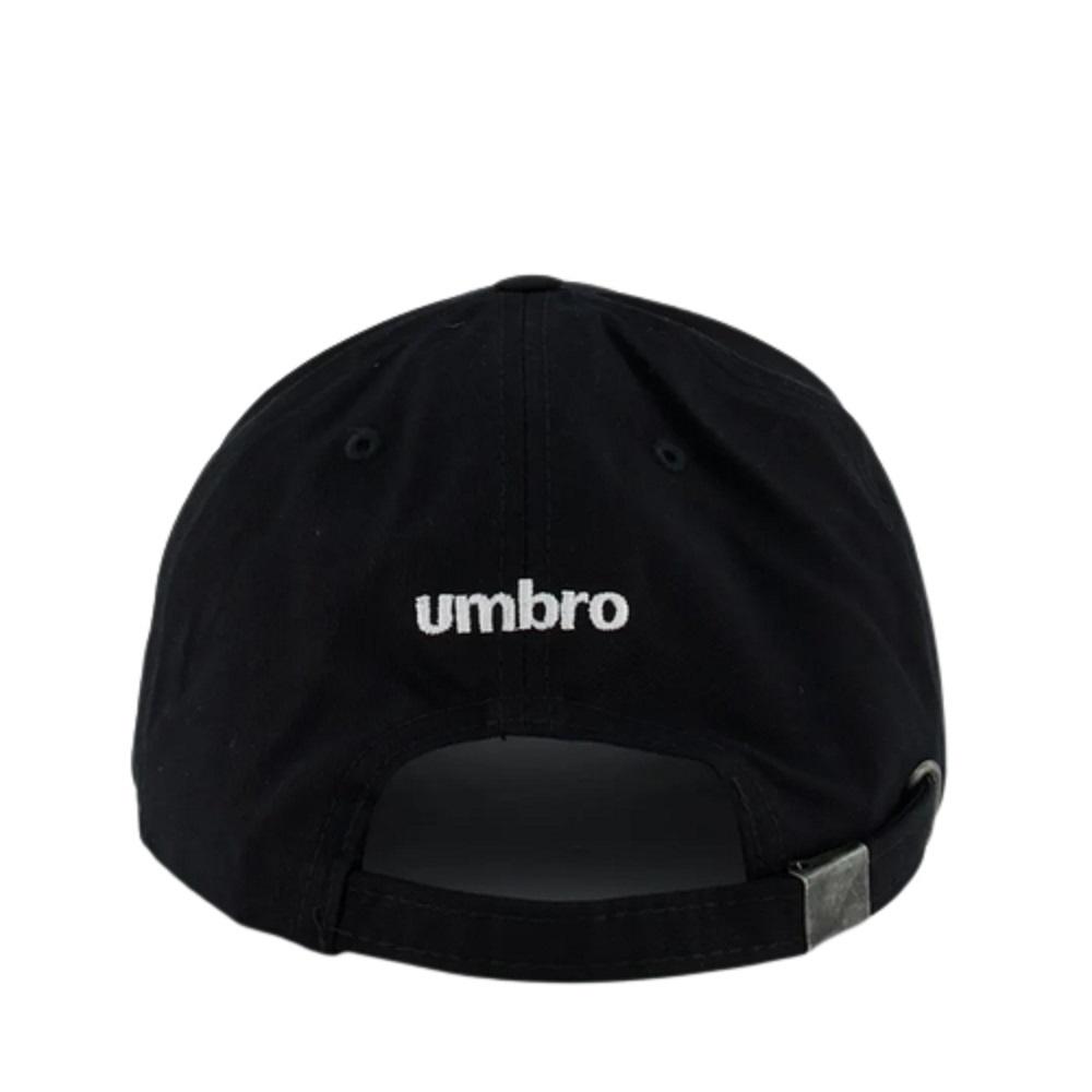 Boné Umbro Classic Logo Preto