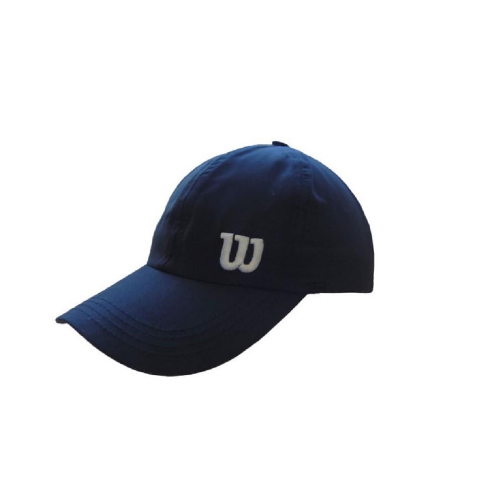 Boné Wilson Basic Logo W Azul Marinho