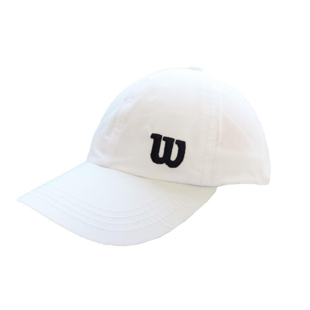Boné Wilson Basic Logo W Branco