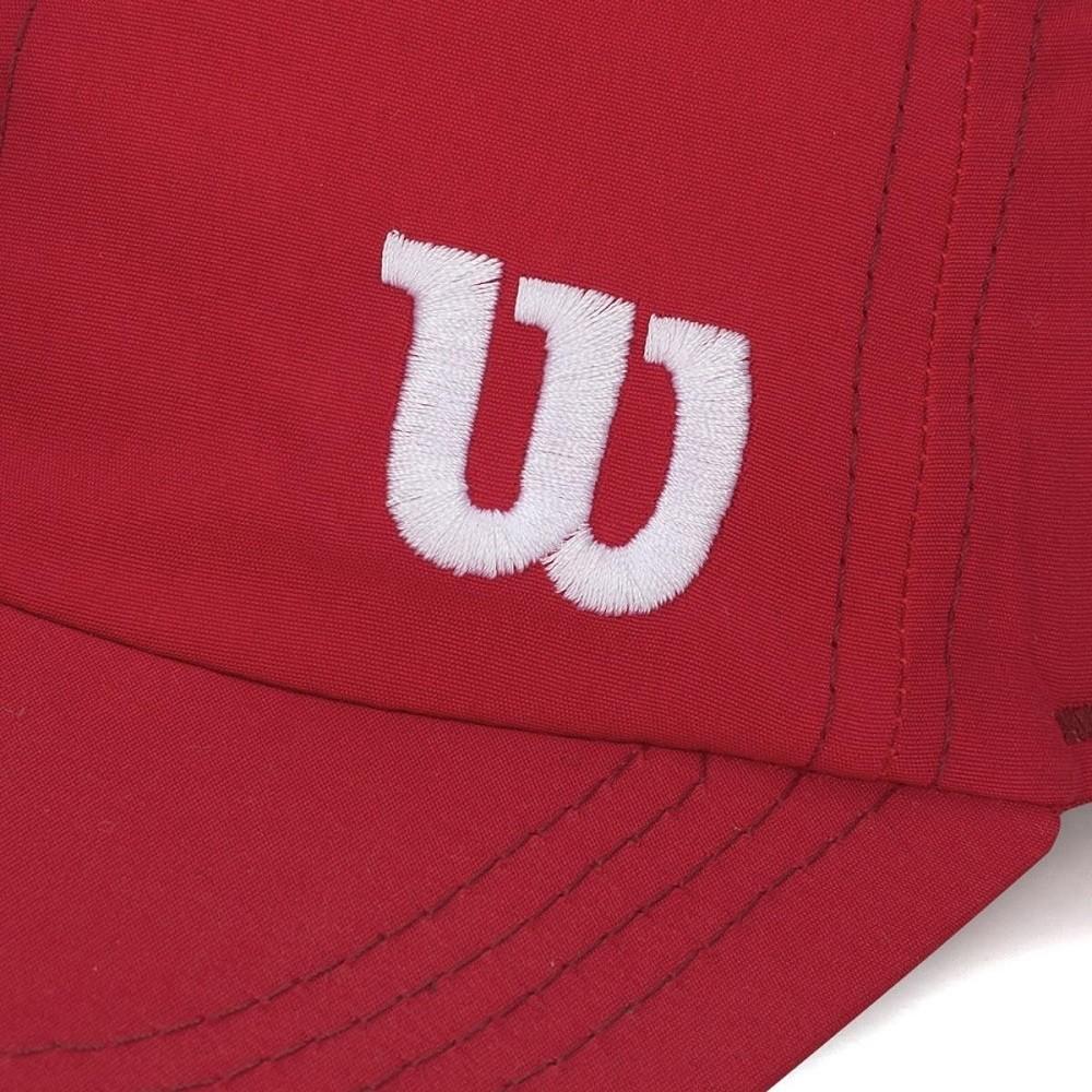 Boné Wilson Energy II Vermelho