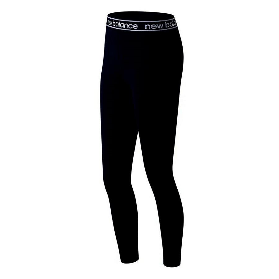 Calça Legging New Balance Feminino Preto