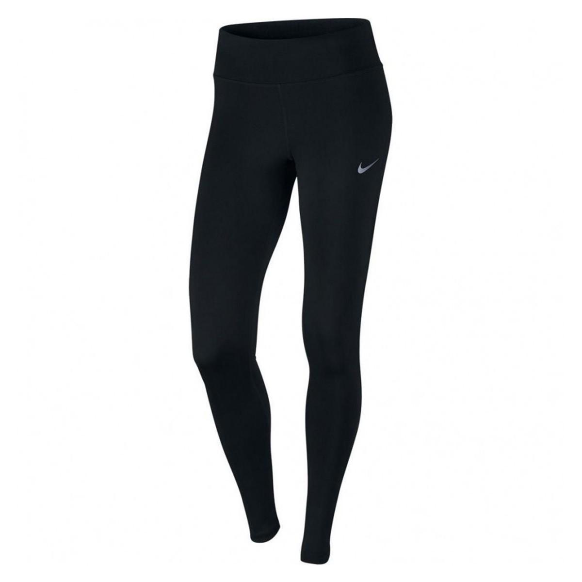 Calça Legging Nike Power Essential Tigh - Preta - Feminina