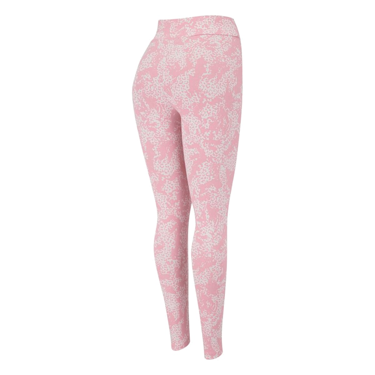 Calça Legging Puma Elevated ESS AOP Feminino Rosa