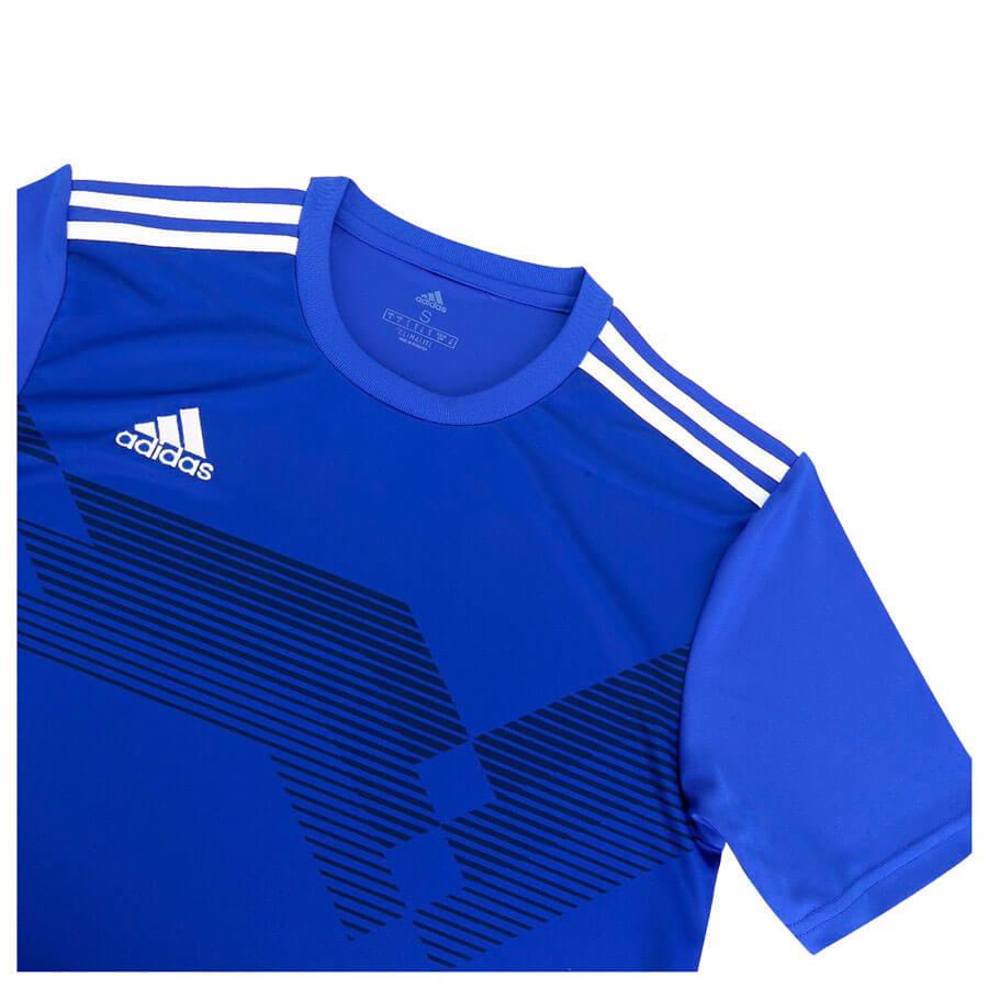 Camisa Adidas Campeon 19 Masculino Azul