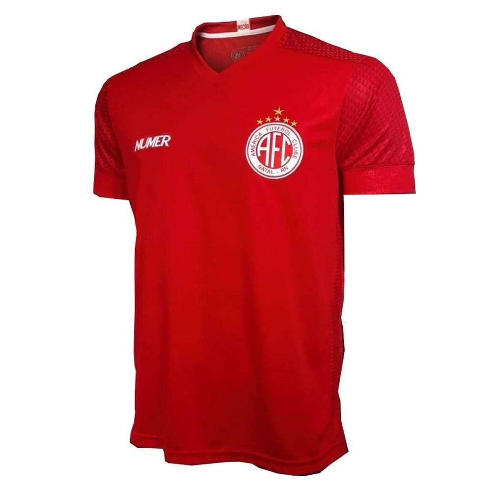 Camisa América RN Numer Of.1 S/Nº 20/21