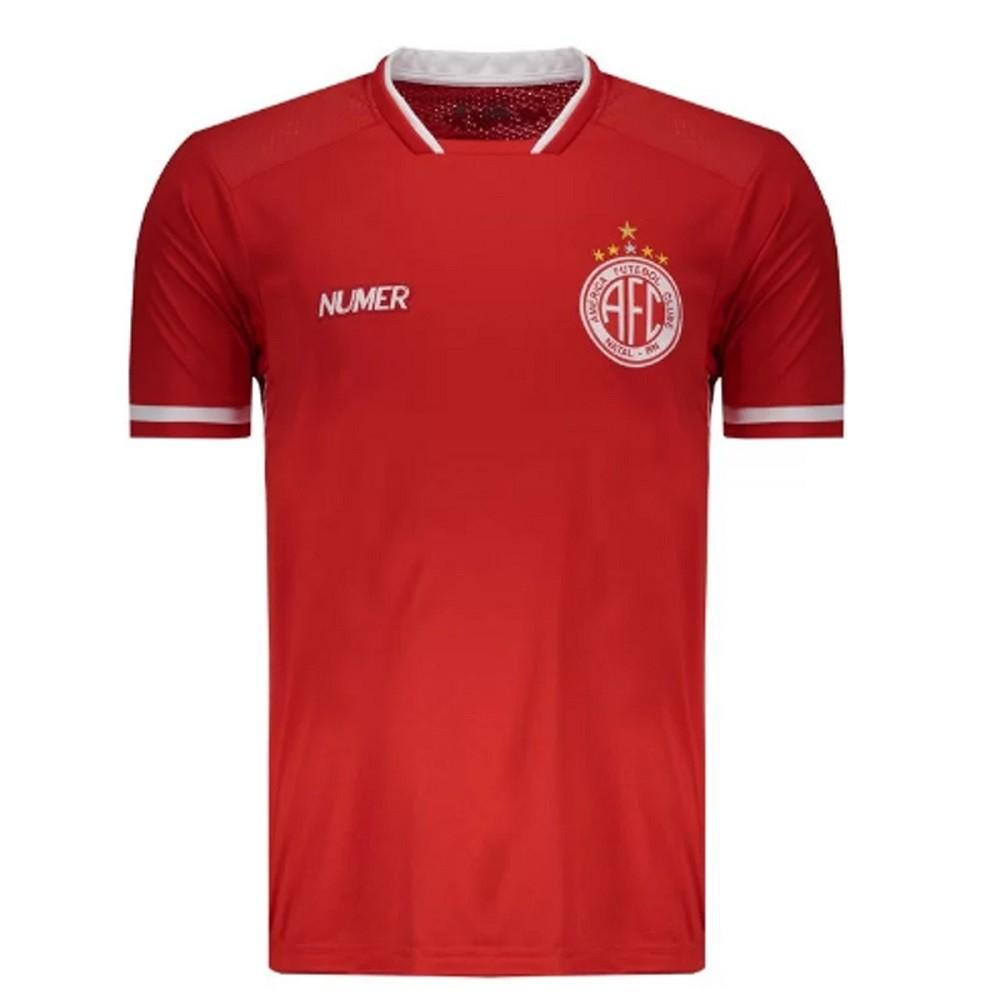 Camisa América RN Of 1-Numer 19/20 Masculina