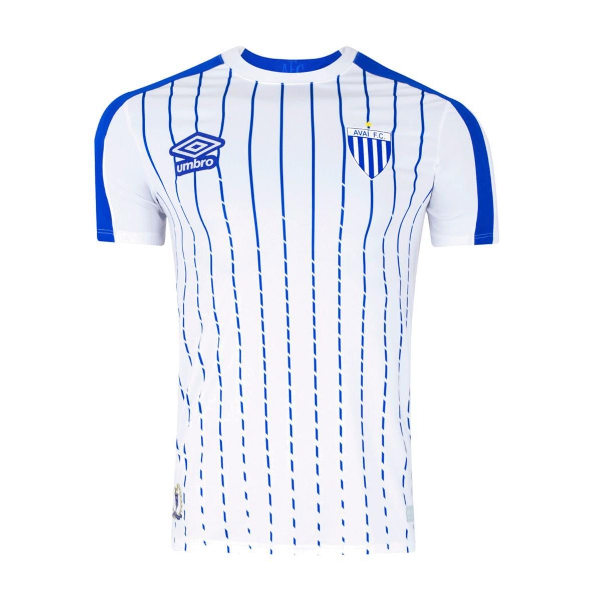 Camisa Avaí Umbro Away Jogador 19 20
