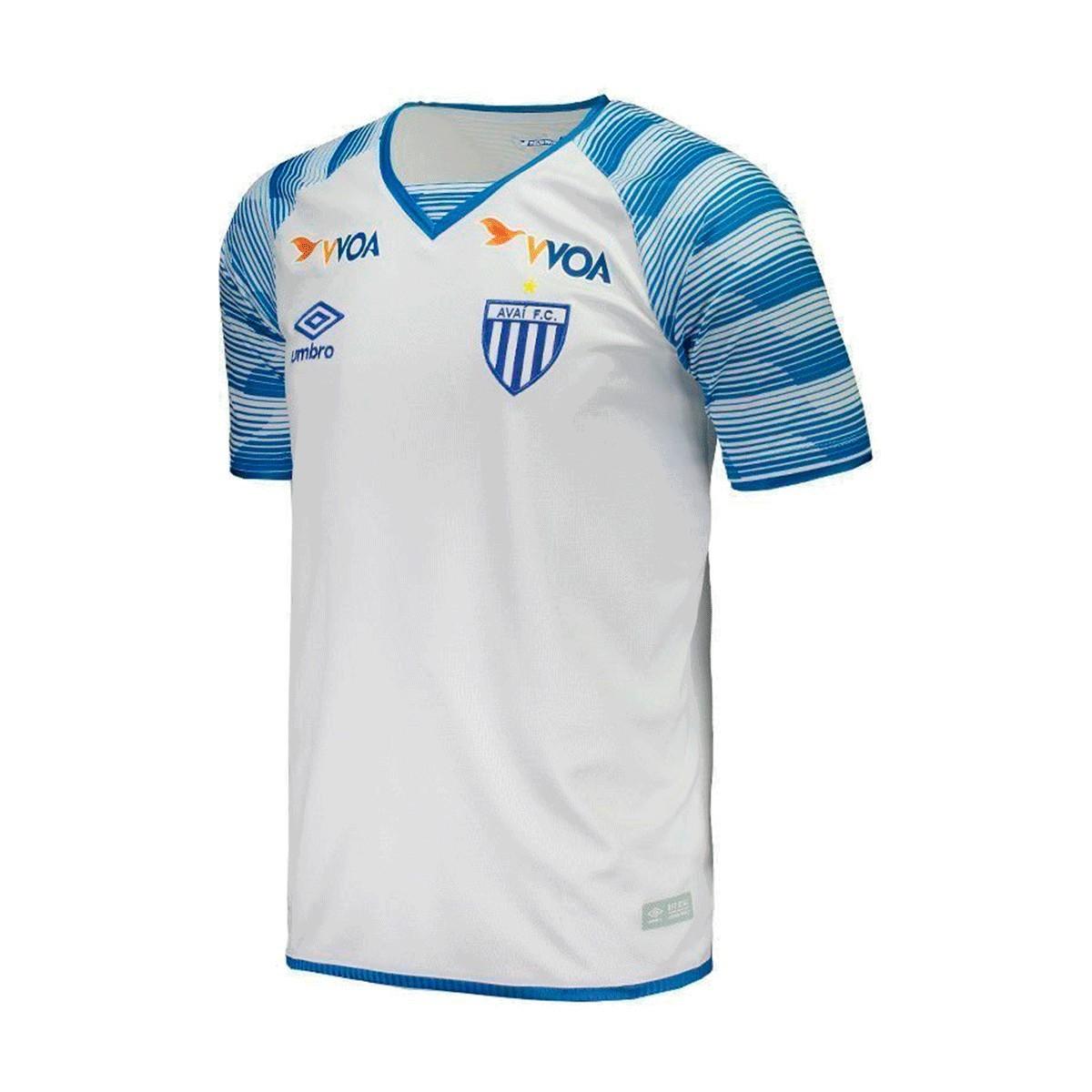 Camisa Avaí Umbro Away Jogador SN 17 18