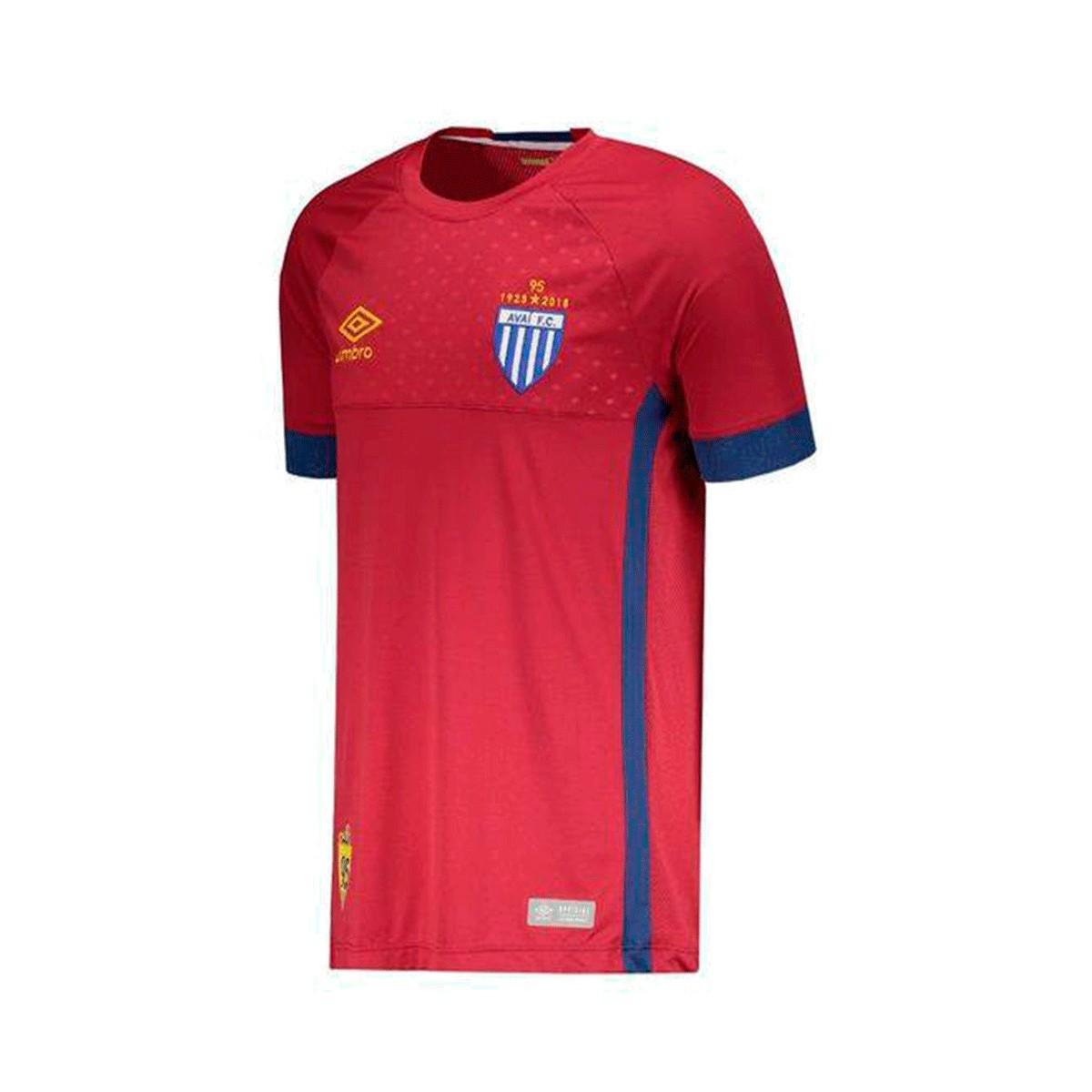Camisa Avaí Umbro Goleiro 2018