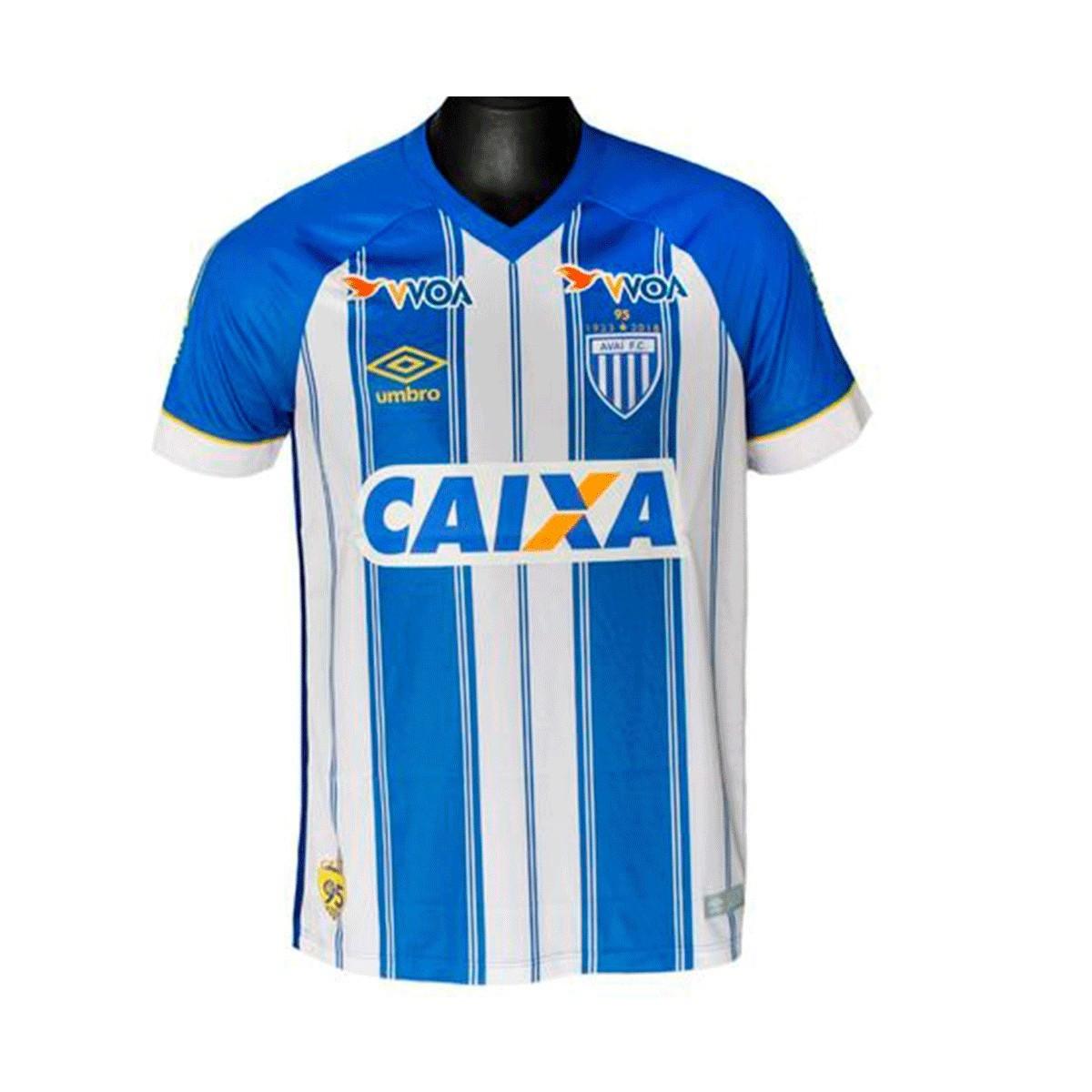Camisa Avaí Umbro Home Jogador 2018