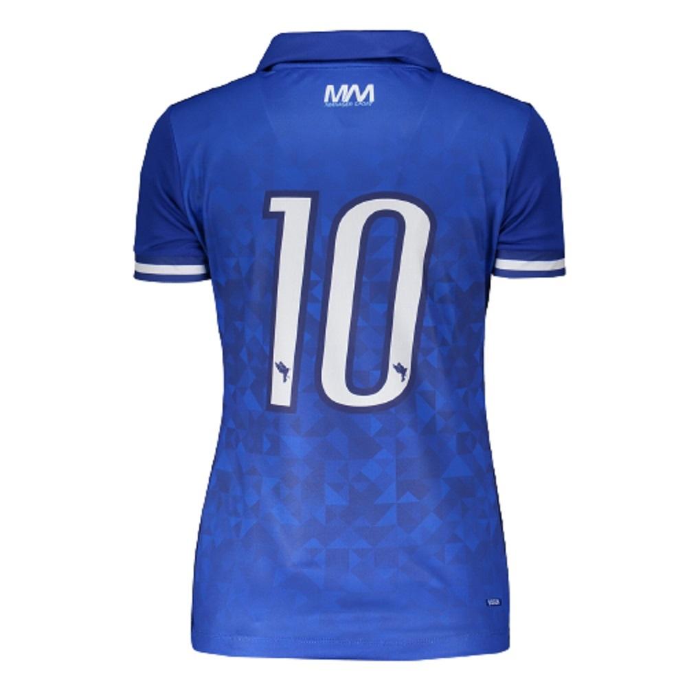 Camisa Azulão CSA II 2019 N°10 Feminina