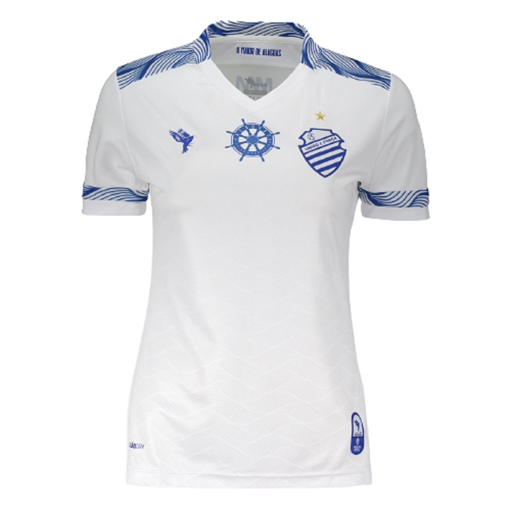 Camisa Azulão CSA III 2019 N°10 Feminina