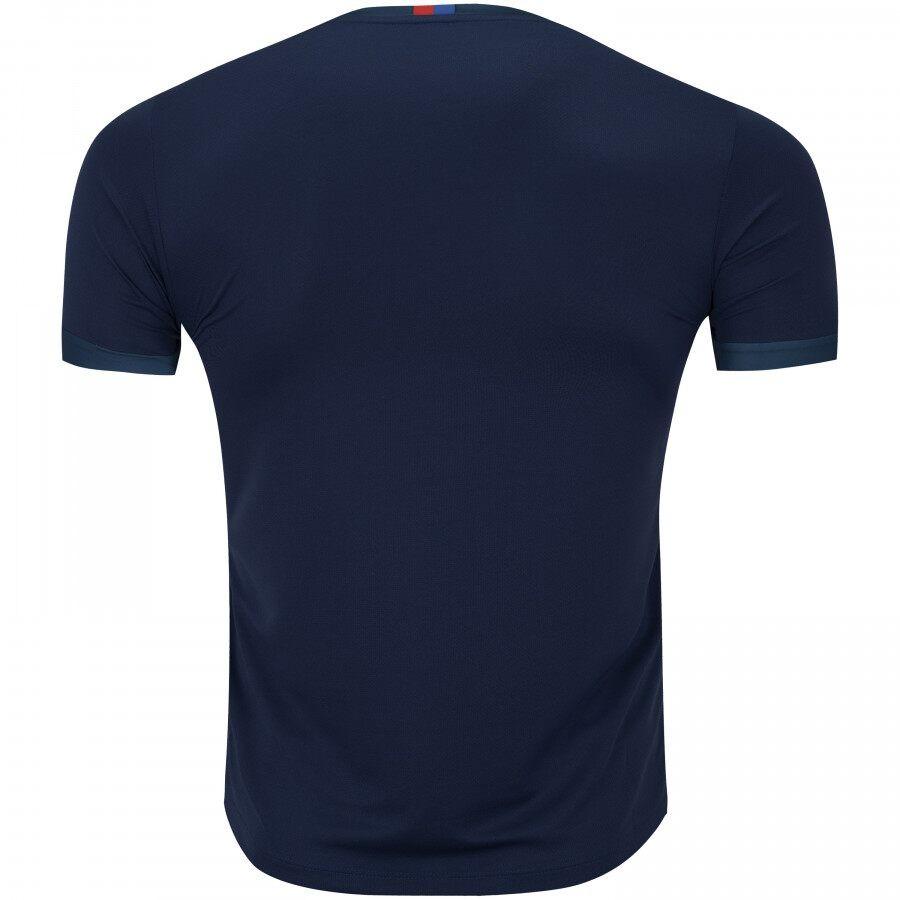 Camisa Bahia Concentração 20/21 Esquadrão Masculino Azul