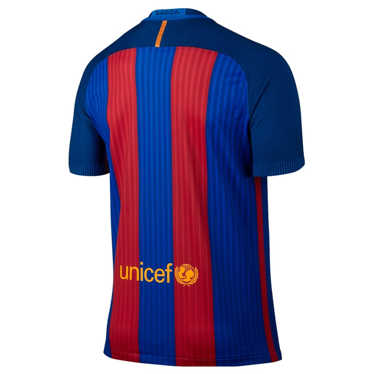 Camisa Barcelona Home Nike Infantil 2016 2017