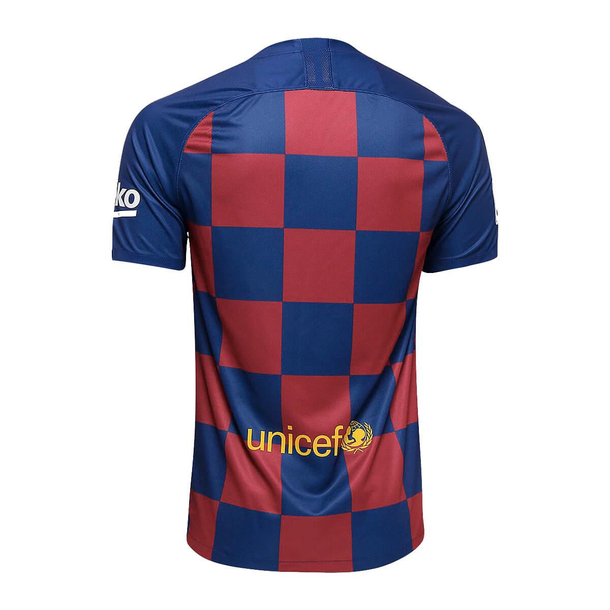 Camisa Barcelona Nike Home Torcedor SN 19 20