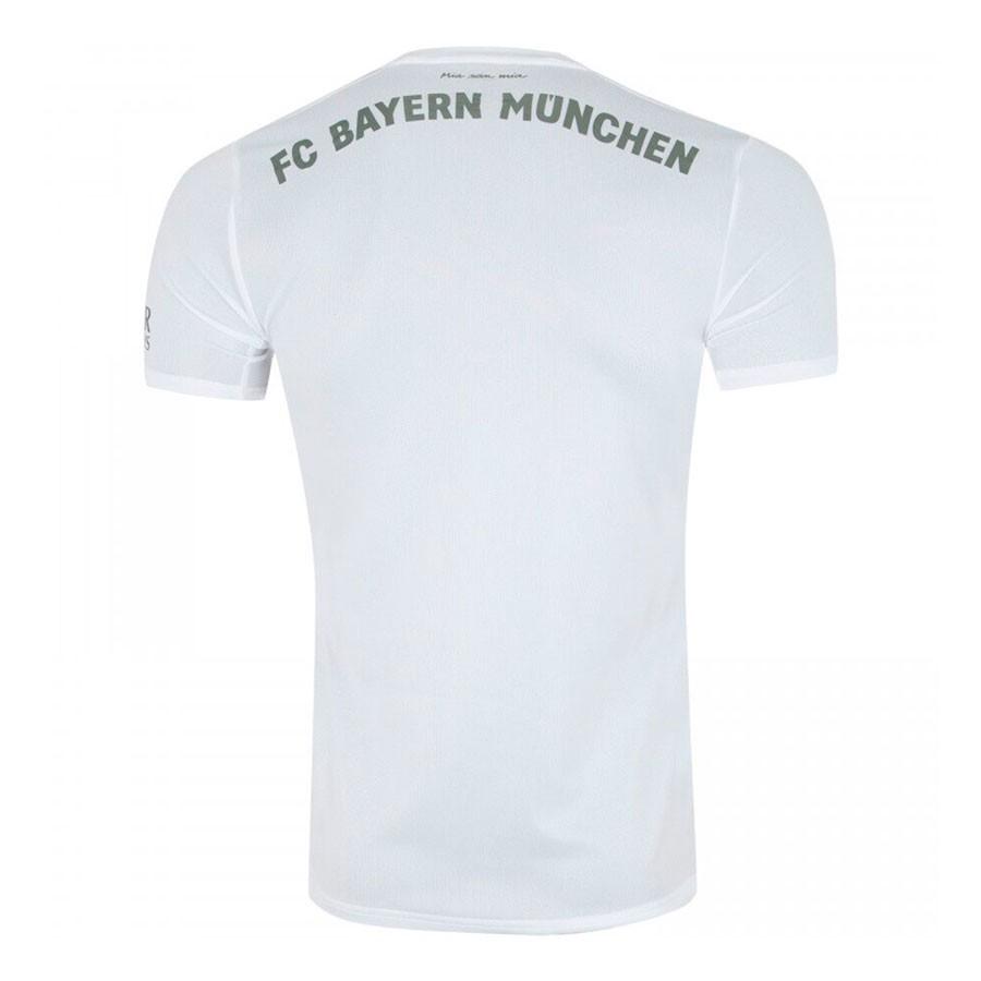 Camisa Bayern de Munique Adidas Away 19 20 Branco
