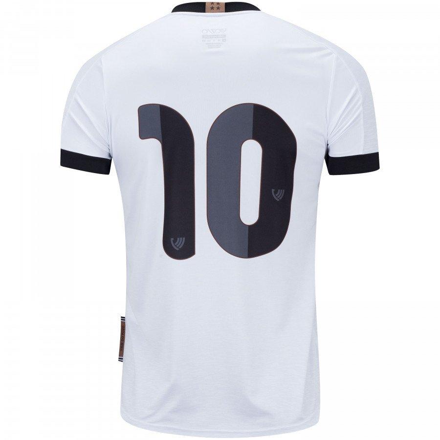 Camisa Ceará Vozão Of. 2 Masculino 20/21 n°10