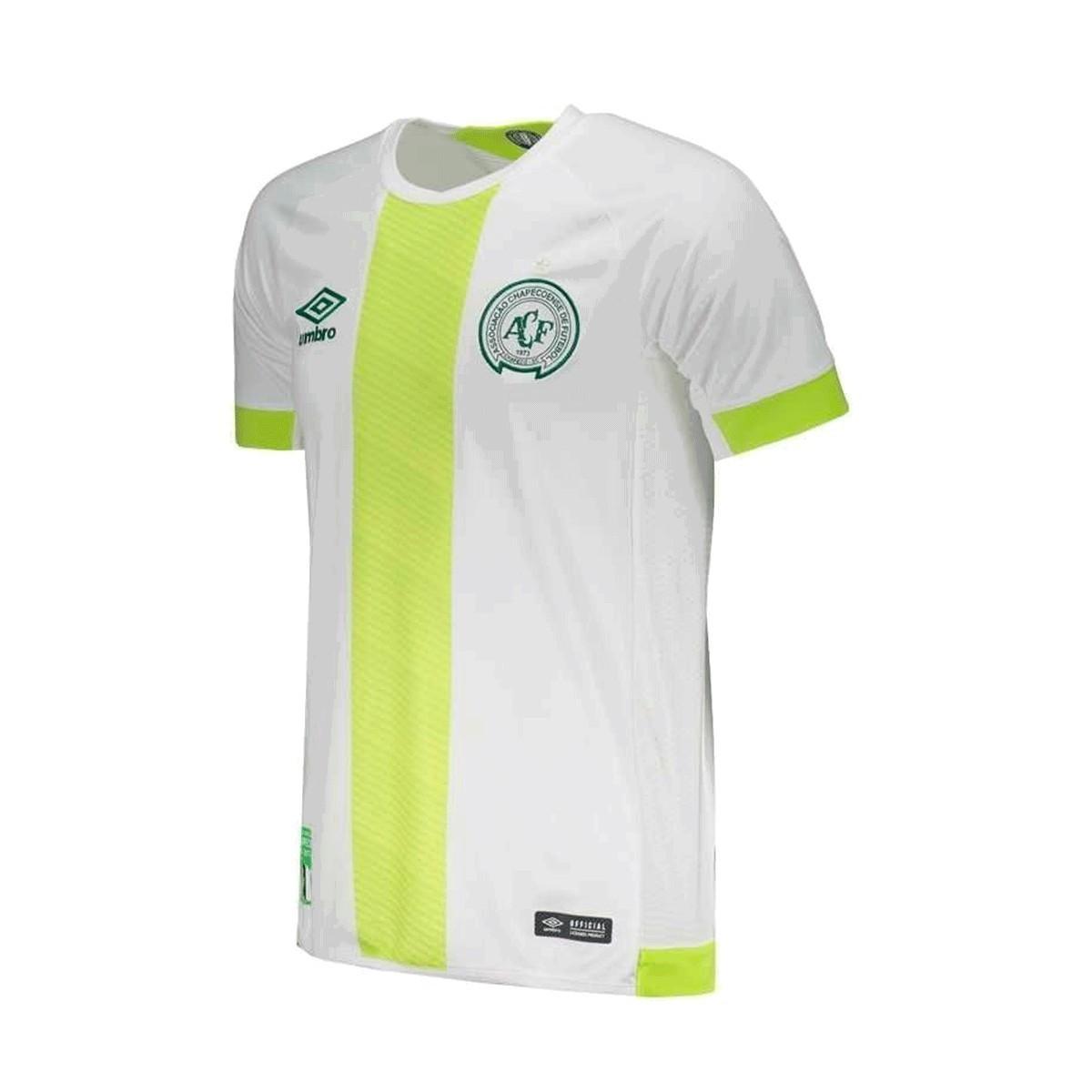 Camisa Chapecoense Umbro Away 17 18