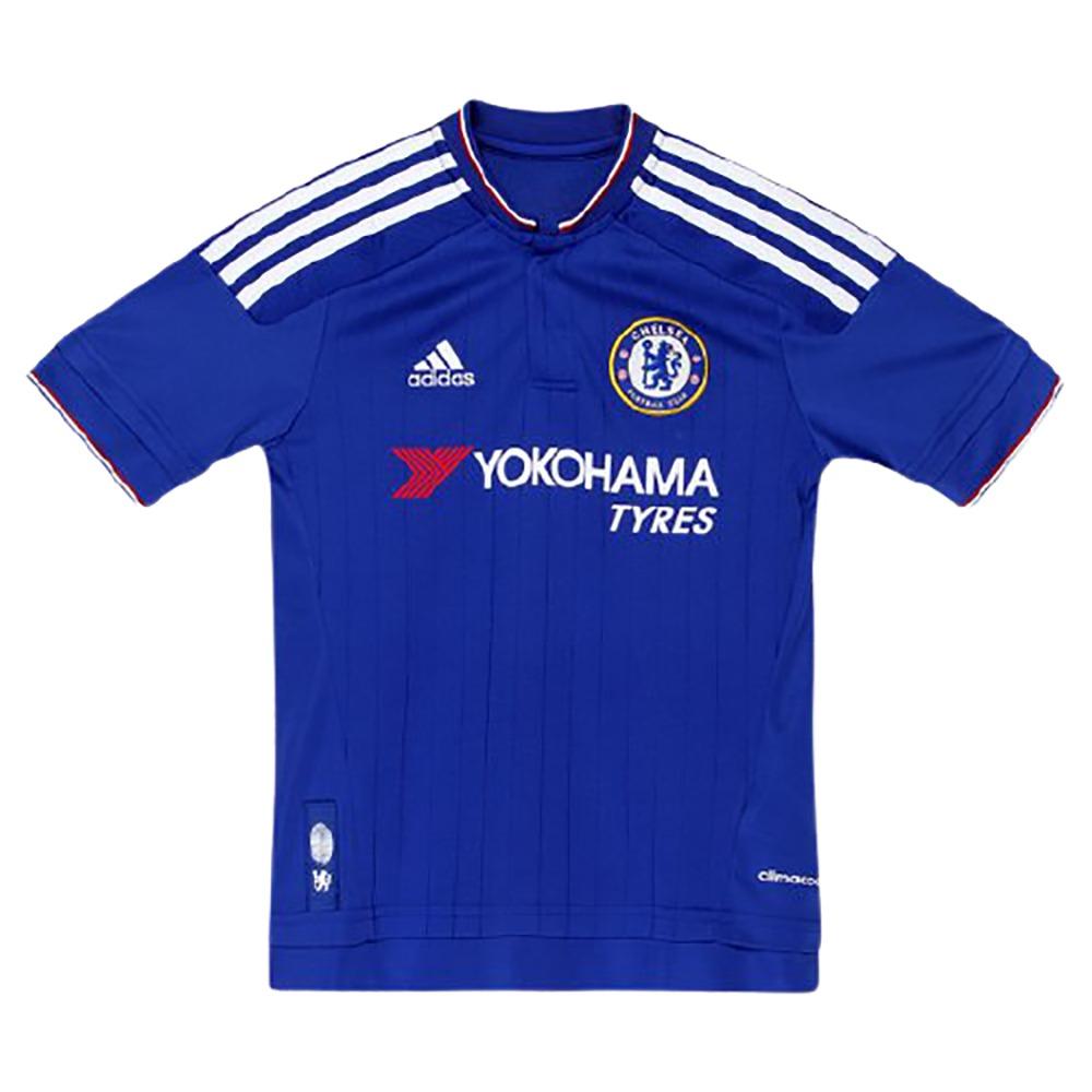 Camisa Chelsea Adidas Home Infantil 2015-2016